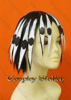 Soul Eater Kishin Asura Cosplay Wig_com568 new