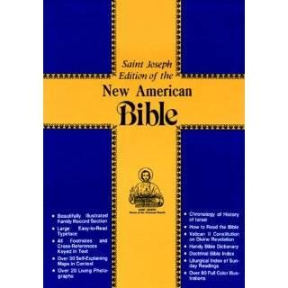 Saint Joseph Personal Size Bible NABRE (9780899425108