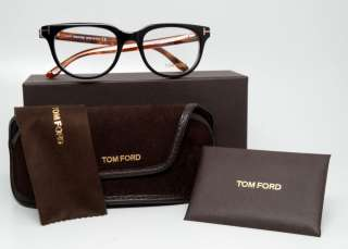 TOM FORD TF 5148 BLACK 005 50 EYEGLASSES Rx TF5148