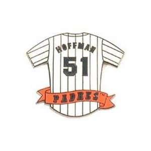 San Diego Padres Trevor Hoffman Jersey Pin Sports