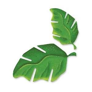 Sizzix Originals Die   Large Tropical Leaves