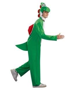 Mario Bros. Yoshi Adult Costume
