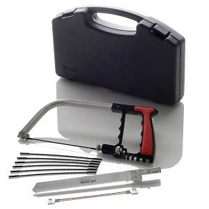 Magic Saw Multi Purpose Tool with Case and Blade Set