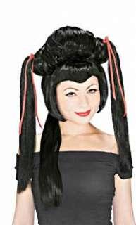 Japanese Geisha Girl Wig   Costume Wigs