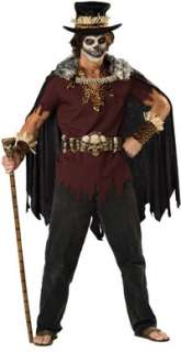 Premier Witch Doctor Costume   Scary Halloween Costumes