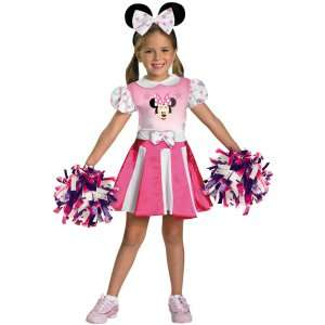 Mickey Mouse Clubhouse   Minnie Mouse Cheerleader Toddler / Child