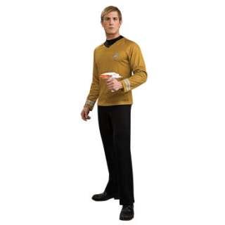 Star Trek Movie 2009 Gold Shirt Adult, 60256