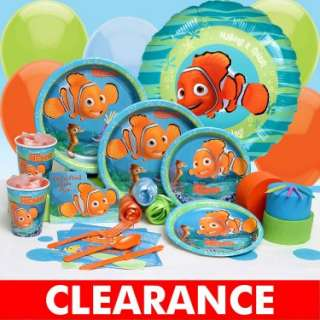 16177 Results In Halloween Costumes Finding Nemo Deluxe Party Kit