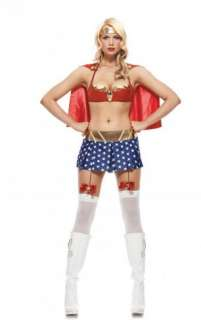 Justice Girl Costume   Sexy Costumes