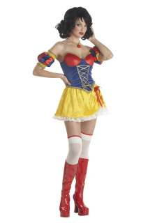 Rebel Toons Snow White Adult Costume for Halloween   Pure Costumes