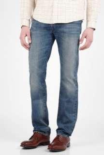 1967 505 Mid Vintage Wash Slim Fit Jeans by Levis Vintage C