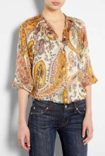 Tucker  Frilly Laundry Line Blouse by Tucker