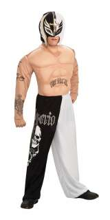 WWE Deluxe Rey Mysterio Jr. Child Costume   Includes shirt, pants
