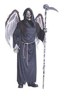 Teen Winged Reaper Costume   Gothic Halloween Costumes   15FW1690