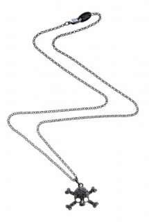 Vivienne Westwood Accessories  Dimante Skull Necklace by Vivienne