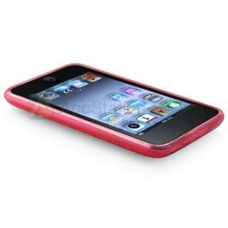 Gel Skin Cover Case For iPod Touch 2nd 3rd Gen Pink