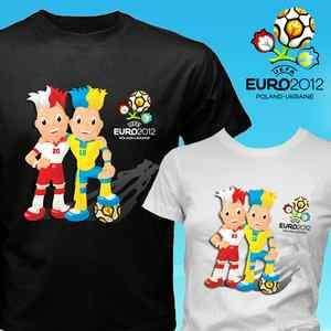 EURO 2012 Poland Ukraine UEFA FIFA Soccer Football Championship Logo