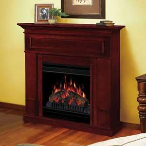 Dimplex Kentwood Cherry Electric Fireplace Mantel Package