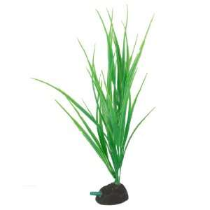 Como Aquarium Tank Air Stone Plastic Green Aquatic Plant