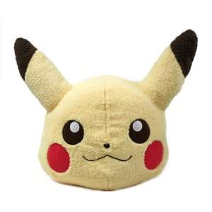 Pokemon I Love Pikachu Banpresto Giant Face Plush   47493   Pikachu