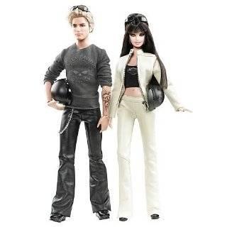 Barbie Harley   Davidson Barbie and Ken Doll Gift Set