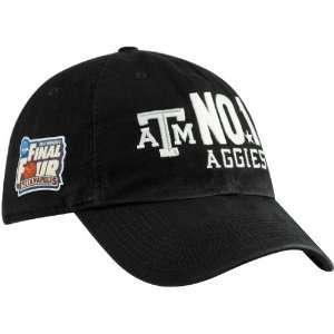 Nike Texas A&M Aggies Black 2011 NCAA Womens Basketball