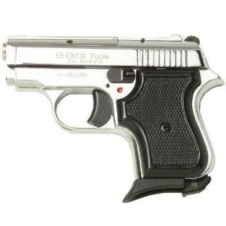 Volga Blank Firing Replica 9MM Pistol   Black Finish