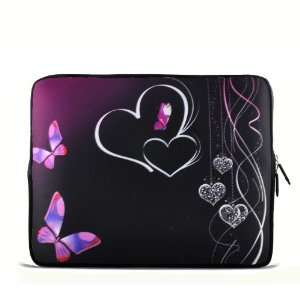 com Dancing Butterfly 9.7 10 10.1 10.2 inch Laptop Netbook Tablet