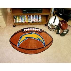 San Diego Chargers NFL Football Floor Mat (22x35