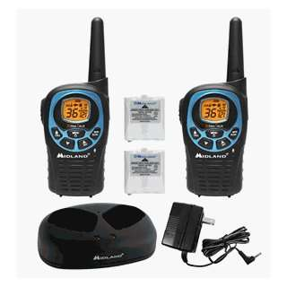 LXT480VP3 36 Channel GMRS Radios w/ Weather Scan