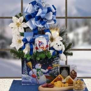 Winter Splendor Holiday Christmas Gift Basket