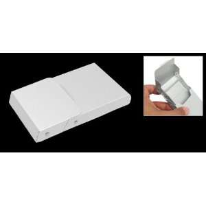 Aluminum Flip Up Cigaretter Cigar Case Holder Box