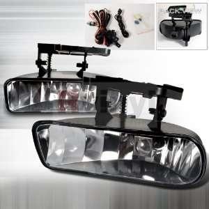 OEM Style Fog Lights GMC Sierra 1999 2001 2002 2003 2004