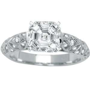 Diamonds with a 1.2 Carat Emerald Cut / Shape H J Color SI1 Clarity