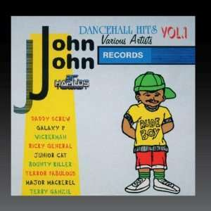 John John Dancehall Hits Vol.1 Various Artists Music