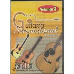 Guitarra Sensacional   En Espanol   Vol. 3 Movies & TV