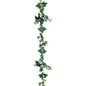 Faux 5? Mini English Ivy Garland Green (Pack of 12) Patio