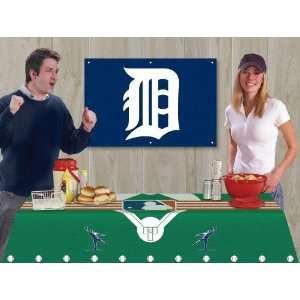 Detroit Tigers Tailgate Party Kit