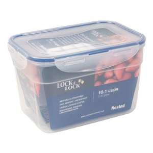Ltd HPL323E Plastic Food Storage Container 10.1 Cup Home & Kitchen