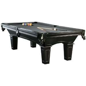 Harvil Pienza 8 Foot Pool Table with Free Accessory Kit