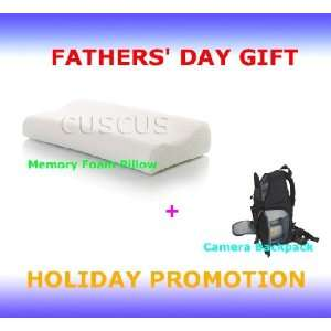 FATHERS DAY GIFT Memory Foam Molded Pillow and Digital
