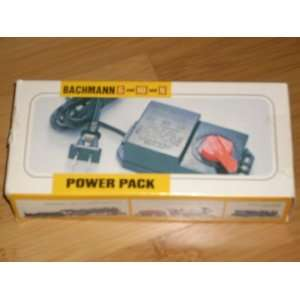 and HO and N Scale Power Pack Item No. 44207 (on box)   Train Set