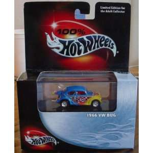Hot Wheels 1966 VW Bug 100% Collectable Edition 164 Scale