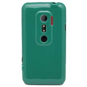 Phone Case for HTC Evo 3D (Sprint) [TPU Cases Retail Packaging] Cell