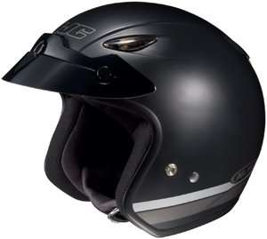 HJC RACER II CL 31 OPEN FACE MOTORCYCLE HELMET Clothing