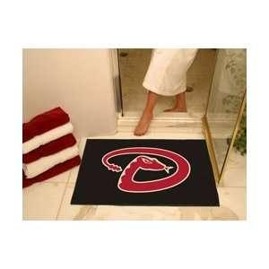 MLB Arizona Diamondbacks Bathmat Rug