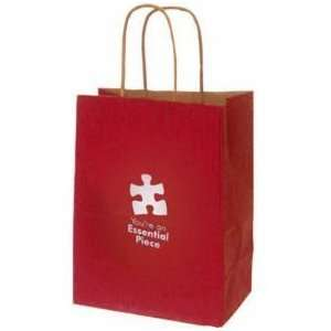 Kraft Paper Gift Bag   Essential Piece Office Products