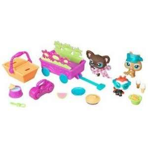 Littlest Pet Shop Picnic Time Pets Everything Else