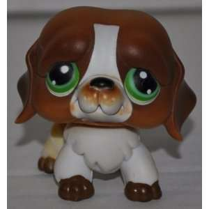 St. Bernard #335 (Green Eyes) Littlest Pet Shop (Retired
