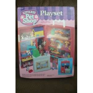 Littlest Pet Shop Playset: Toys & Games